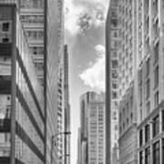 The Chicago Loop Art Print