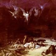 The Christian Martyrs Art Print