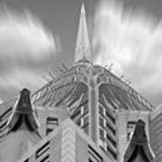 The Chrysler Building 2 Art Print by Mike McGlothlen
