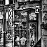 The Cigar Store Art Print