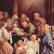 The Circumcision Of The Child Jesus 1640 Art Print
