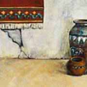 The Clay Pots Art Print