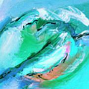 The Coastal Range Art Print