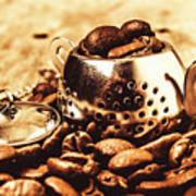 The Coffee Roast Art Print
