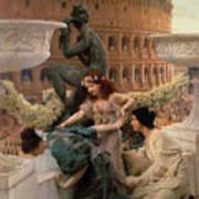 The Coliseum Art Print