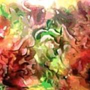 The Colors Of Paradise Art Print