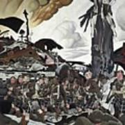 The Conquerors Art Print