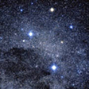 The Constellation Of The Southern Cross Art Print