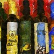 The Cook's Elixirs Art Print