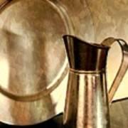 The Copper Pitcher Art Print