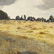The Cornfield  Art Print