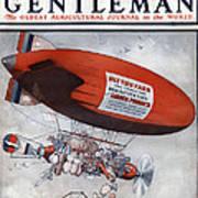 The Country Gentleman Art Print