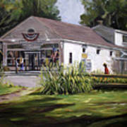 The Country Store Art Print