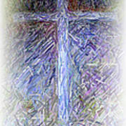 The Cross Art Print