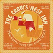 The Crow's Nest Inn Art Print