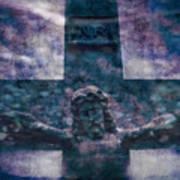 the Crucifixion of Jesus Art Print