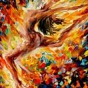 The Dance Of Love Art Print
