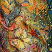 The Dance Of Nature Art Print