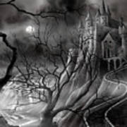 The Dark Castle Art Print