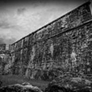The Dark Fort Art Print