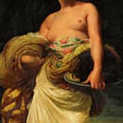 The Daughter Of Herodias, Salome Art Print