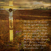 The Day Christ Died Art Print