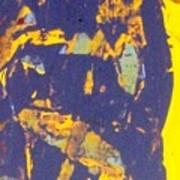 The Devil Behind St. Steven Art Print
