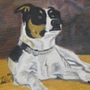 The Dog Yo Art Print