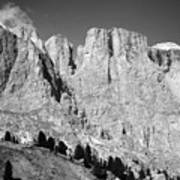 The Dolomites Art Print