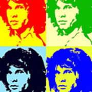 The Doors And Jimmy Art Print