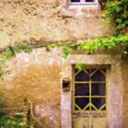 The Doorway To Provence Art Print