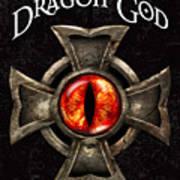 The Dragon God Art Print