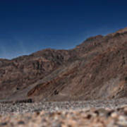 The Edge Of Death Valley Art Print