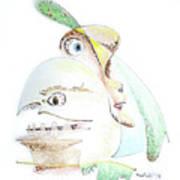 The Egg And I Art Print