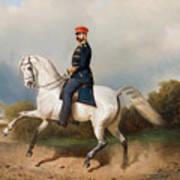 The Emperor Alexander Art Print