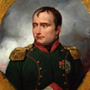 The Emperor Napoleon I Art Print