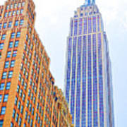 The Empire State Building 4 Art Print