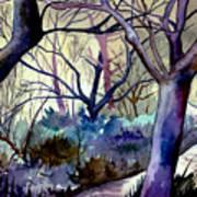The Enchanted Path Art Print