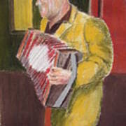 The Entertainer Art Print