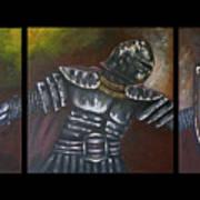 The Ephesian, Armor Of God Art Print