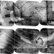 The Explained Square Art Print