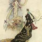 The Fairy Book Art Print