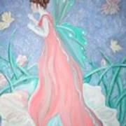 The Fairy Greeting Art Print