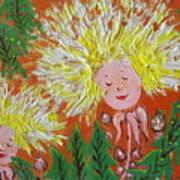 Family 2 Art Print