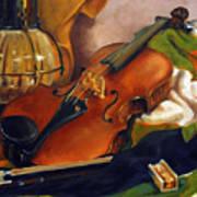 The First Violin Art Print