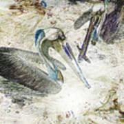 The Fishing Hole Art Print