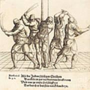 The Flagellation Art Print