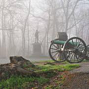 The Fog Of War. Art Print