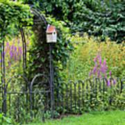 The Forgotten Garden Art Print