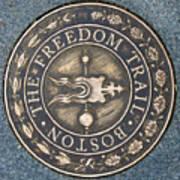 The Freedom Trail Art Print